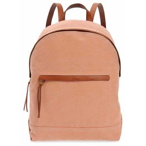 NEW MADEWELL Antique Coral 'Charleston' Backpack